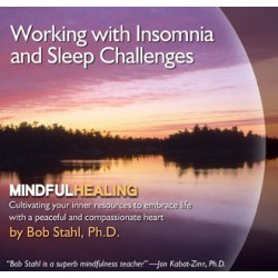 Working with Insomnia and Sleep Challenges CD