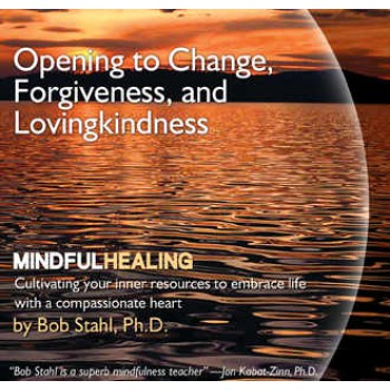 Opening to Change, Forgiveness, and Lovingkindness CD